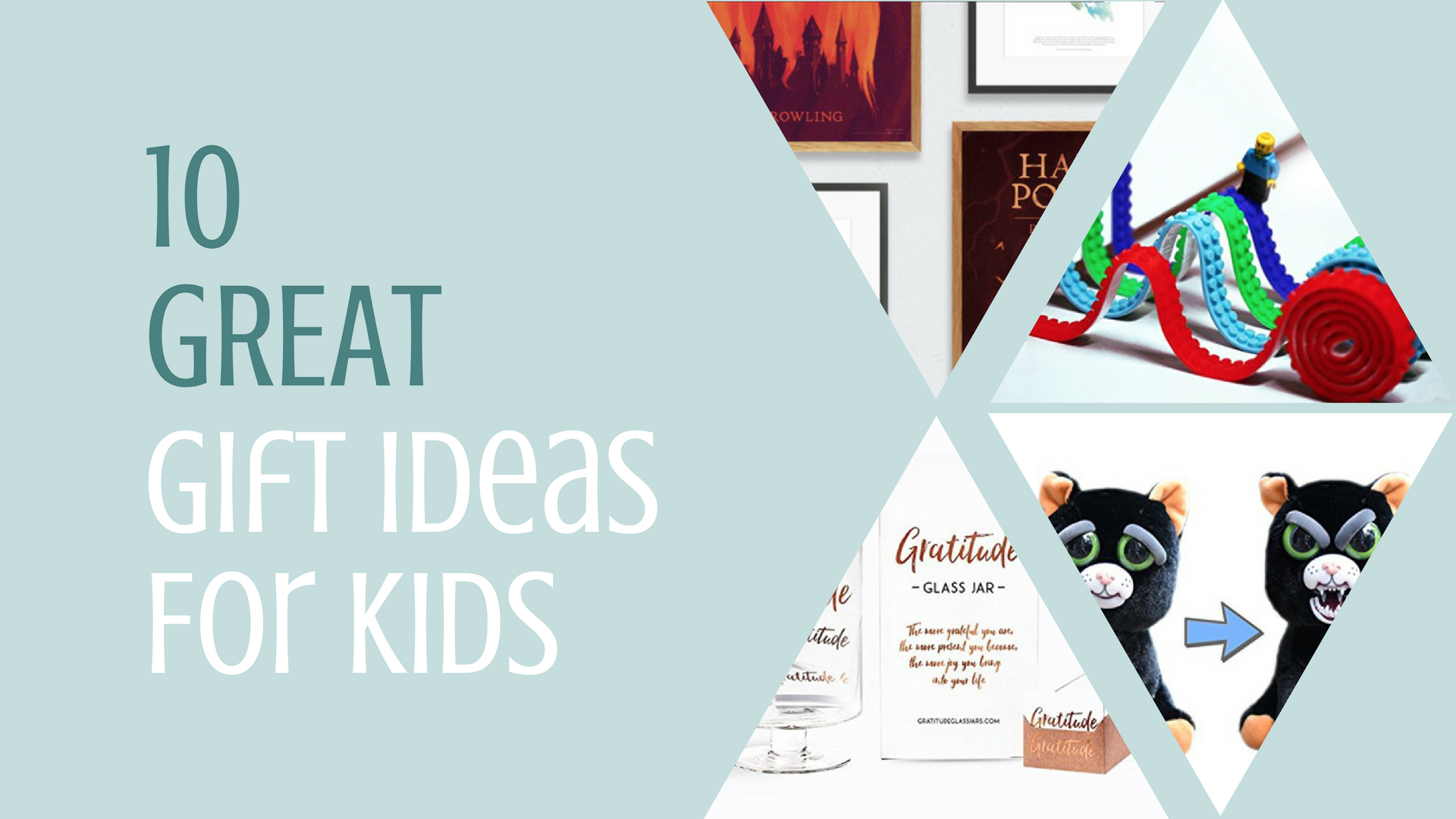 10 great gift ideas for kids