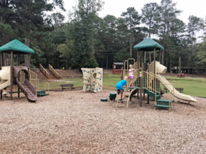 High Falls State Park Georgia Campground Playground