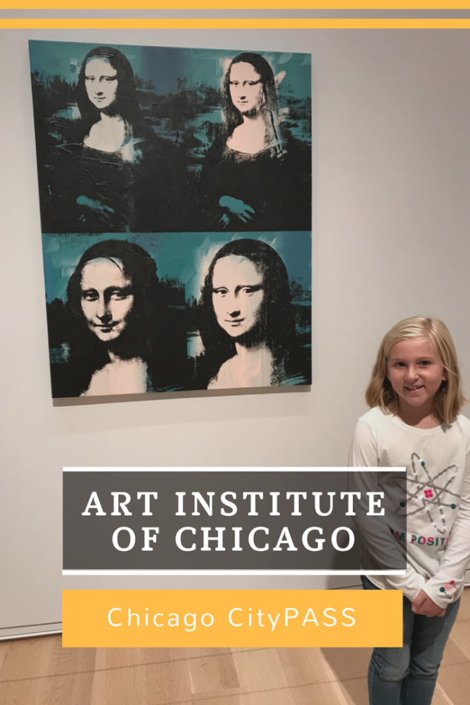 Art Institute of Chicago CityPASS with Kids