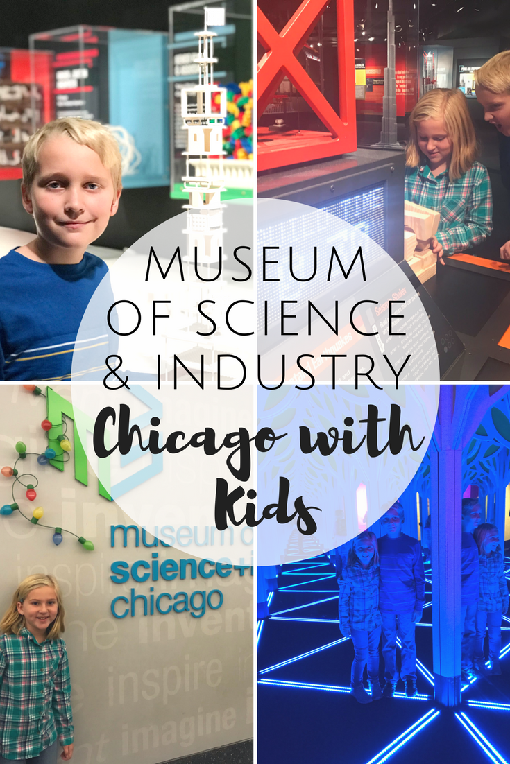 Museum of Science and Industry Chicago CityPASS