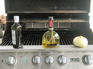 Olive Oil Veggie Spray for Grill