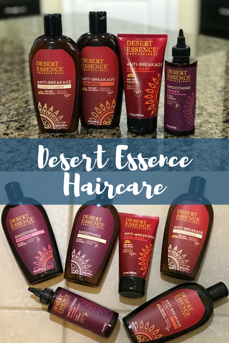 Desert Essence Hair Products