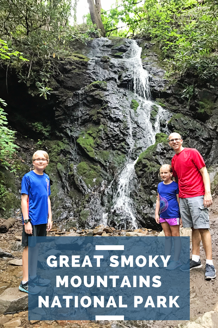 Great Smoky Mountains National Park Camping with Kids