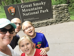 Great Smoky Mountains National Park with Kids