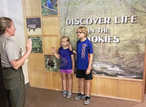 Great Smoky Mountains National Park Junior Ranger Program