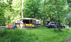 Great Smoky Mountains Camping