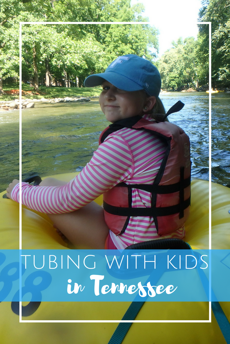 Tubing in Smoky Mountain Tennessee with River Rat
