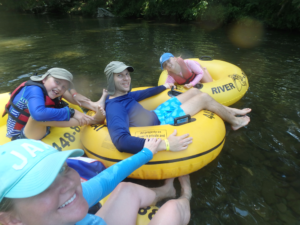 River Rat Family Tubing in Tennessee