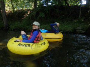 River Rat Tubing Company in Smoky Mountain Tennessee