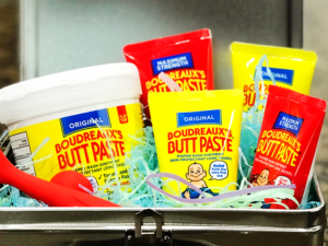 Boudreaux's Butt Paste: Our Favorite Baby Gift for New Moms