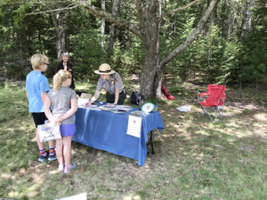 Junior Ranger Program at Acadia National Park