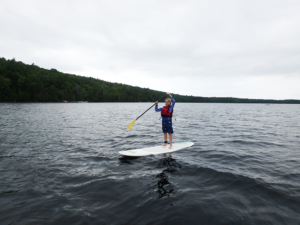 Acadia SUP - Paddle Boarding with Kids in Acadia National Park, Bar Harbor, Maine