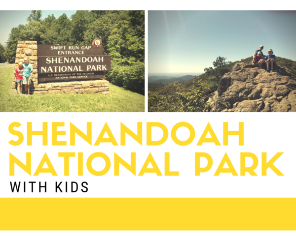 Shenandoah National Park with Kids