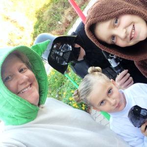 StarWars Family Halloween Costume