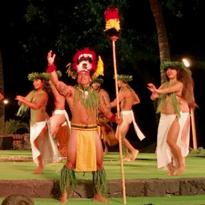 Old Lahaina Luau in Maui, perfect for families, couples and honeymoons.