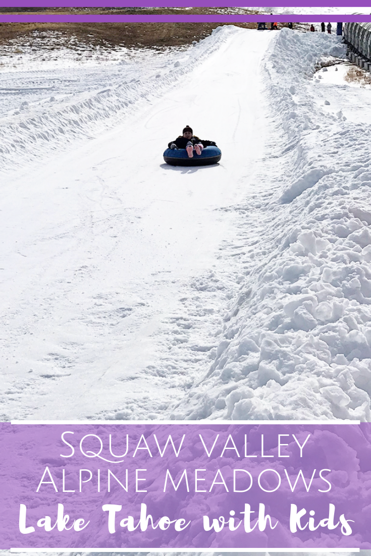 Lake Tahoe with Kids:: Squaw Valley Alpine Meadows Resort