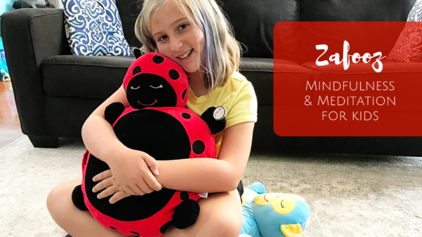 Mindfulness & Meditation for kids with Zafooz