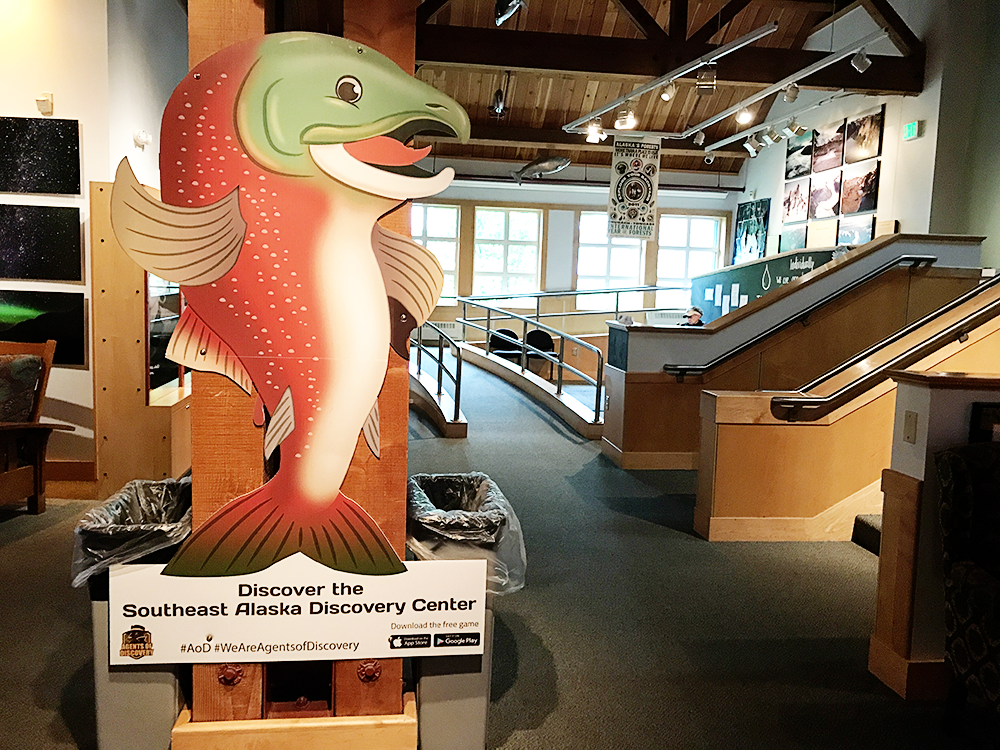 Ketchikan with Kids:: Tongass National Forest & Alaska Discovery Center