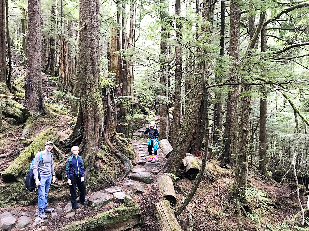 Alaskan Adventures:: 5 Things to do with Kids in Ketchikan