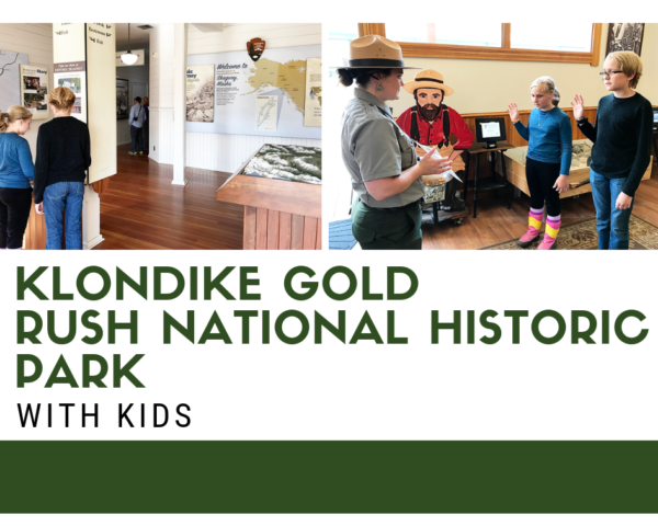Klondike Gold Rush National Historic Park in Skagway Alaska - Alaska Cruise Tips