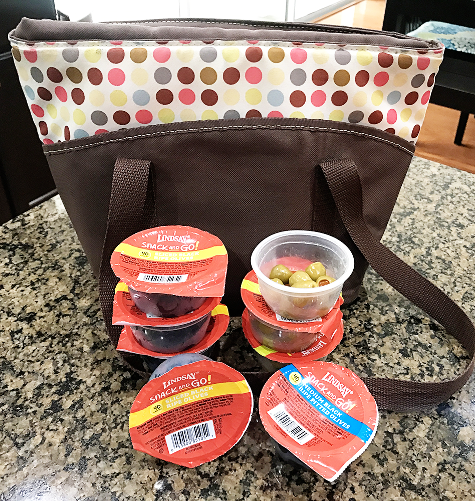 Lindsay Snack and Go! Olives - perfect for school lunches and snacks!