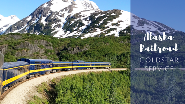Alaska Railroad Goldstar Service from Seward to Anchorage