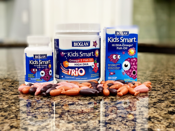 Kids Smart Fish Oil Supplement