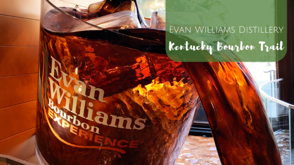 Kentucky Bourbon Trail:: Evan Williams Distillery in Louisville.