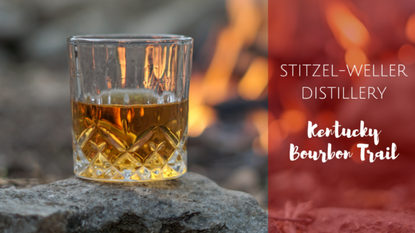 Kentucky Bourbon Trail:: Stitzel-Weller Distillery Tour and Tasting