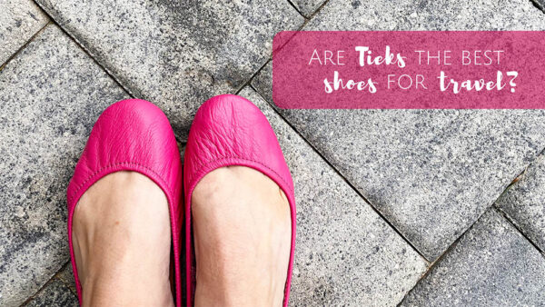 Tieks Shoes for Travel